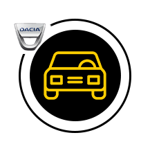 icone des véhicules Dacia