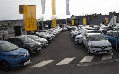 Envie de changer d'air, venez choisir votre nouvelle voiture chez Renault Sommières