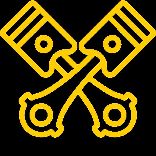 icone des pistons