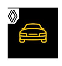 berline marque Renault