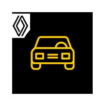 icone véhicule Renault citadine