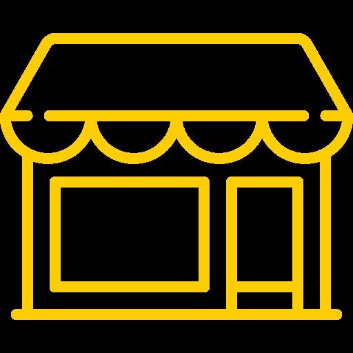 icone commerçant