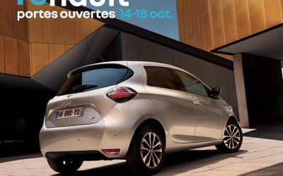 Promotion Renault Zoe E-Tech électrique